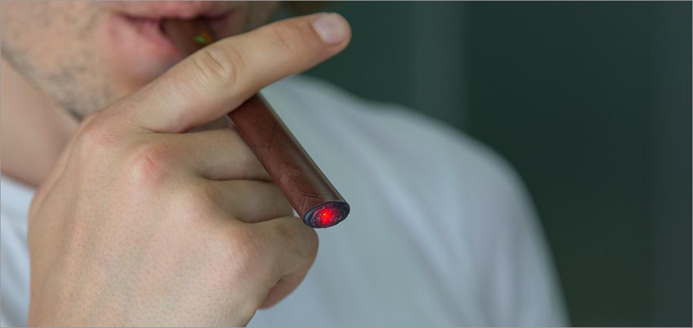 Пар из сигар. Электронная сигарета WoodStick как способ бросить курить - 2