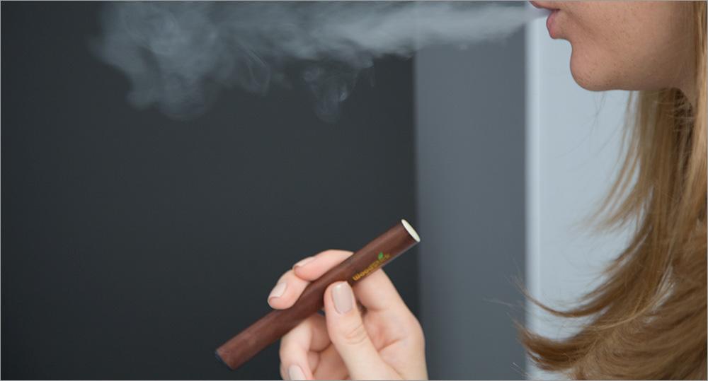Пар из сигар. Электронная сигарета WoodStick как способ бросить курить - 3