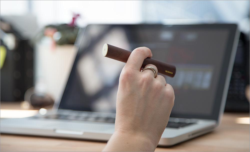 Пар из сигар. Электронная сигарета WoodStick как способ бросить курить - 9