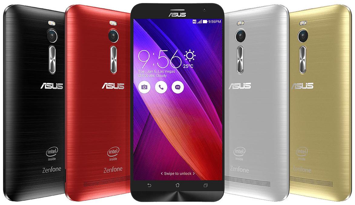 Рассматриваем Asus Zenfone 2, с учётом мнений пользователей - 1