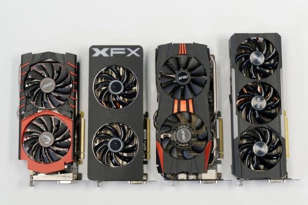 AMD вернула себе часть утраченных позиций на рынке GPU