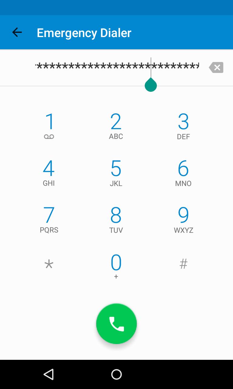Android 5 можно разблокировать с помощью произвольного пароля огромной длины - 2