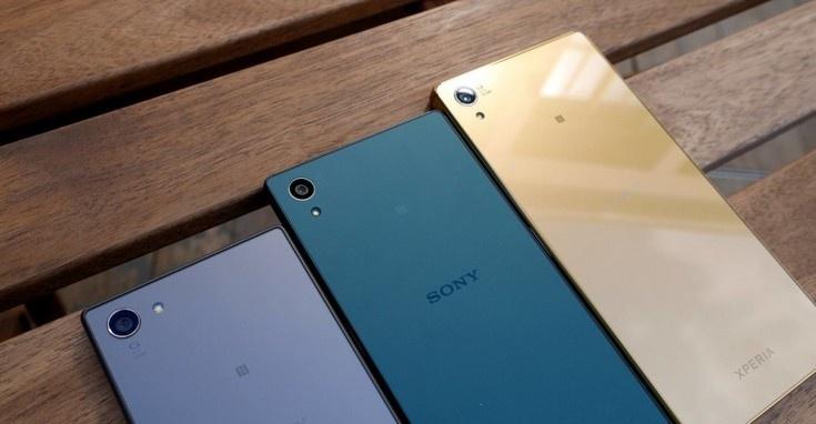 Sony подтверждает информацию касательно особенности экрана смартфона Xperia Z5 Premium