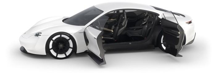 Электромобили Porsche и Audi составят конкуренцию Tesla - 2