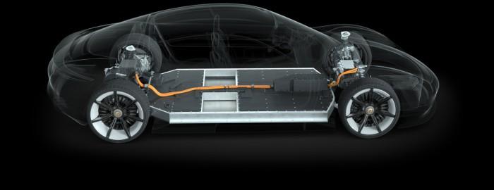 Электромобили Porsche и Audi составят конкуренцию Tesla - 3