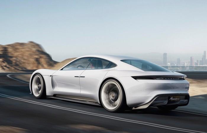 Электромобили Porsche и Audi составят конкуренцию Tesla - 4