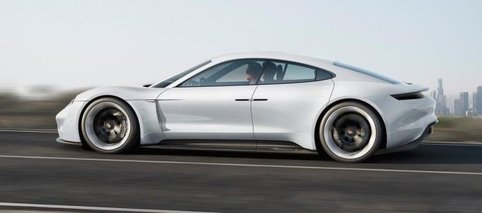 Электромобили Porsche и Audi составят конкуренцию Tesla - 5