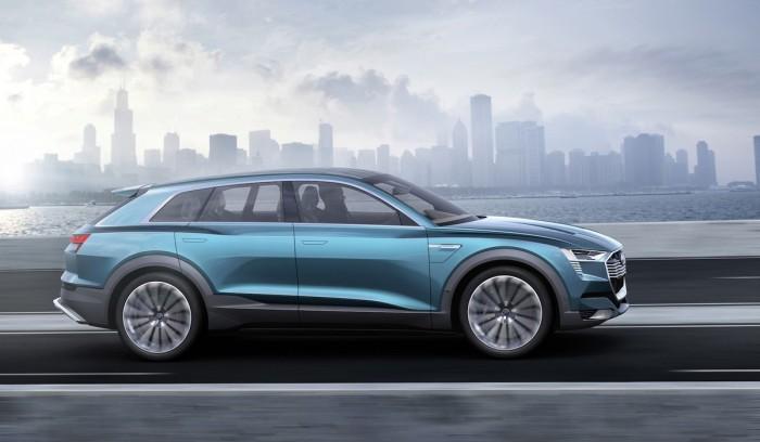 Электромобили Porsche и Audi составят конкуренцию Tesla - 7