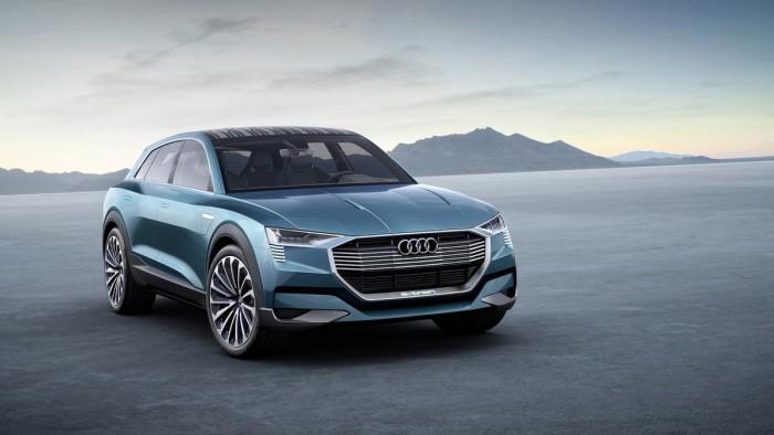 Электромобили Porsche и Audi составят конкуренцию Tesla - 8