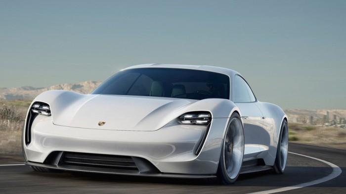 Электромобили Porsche и Audi составят конкуренцию Tesla - 1