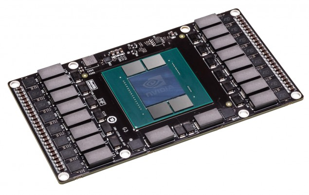 Новые GPU Nvidia будут производиться по 16-нанометровой технологии на мощностях TSMC