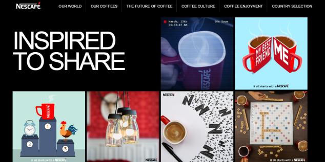 Как рестораны создают сайты: 4 дизайн-решения - 6