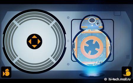 Обзор Sphero BB-8, робота из «Звёздных войн» - 14