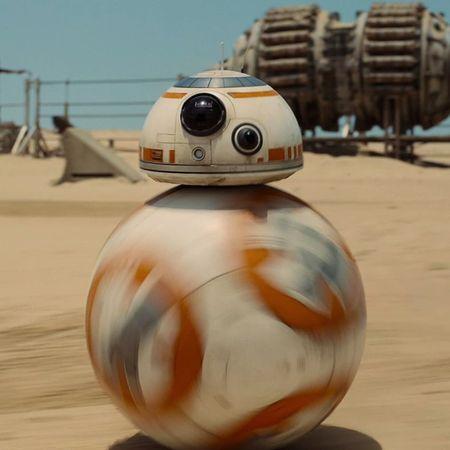 Обзор Sphero BB-8, робота из «Звёздных войн» - 2