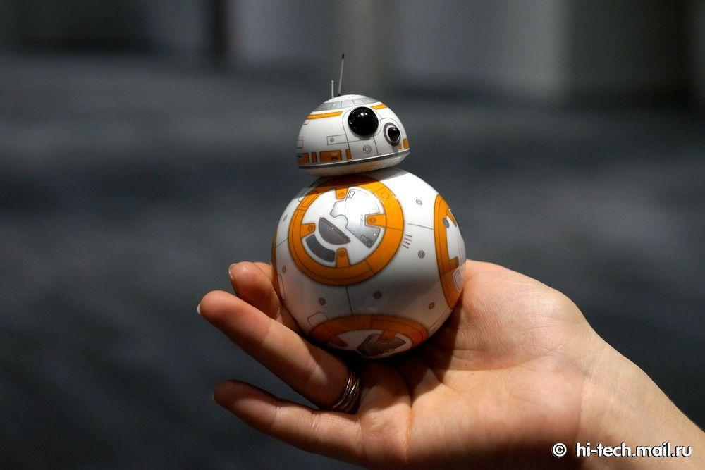 Обзор Sphero BB-8, робота из «Звёздных войн» - 23