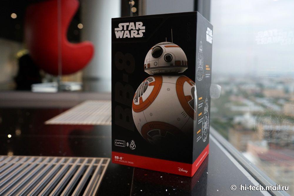 Обзор Sphero BB-8, робота из «Звёздных войн» - 5