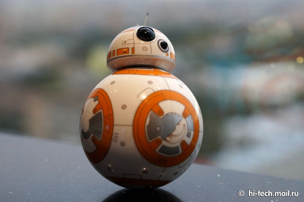 Обзор Sphero BB-8, робота из «Звёздных войн» - 6