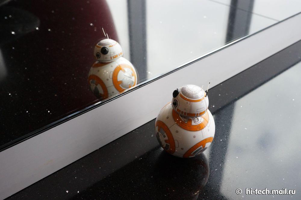 Обзор Sphero BB-8, робота из «Звёздных войн» - 1