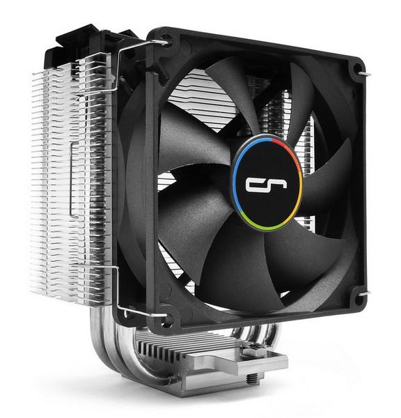 Процессорные охладители Cryorig M9i и M9a располагают тремя тепловыми трубками