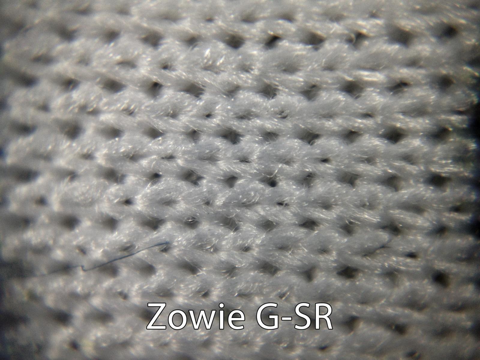 Тяжелая ковромания, часть 3. Линейка ковров Zowie Gear - 9