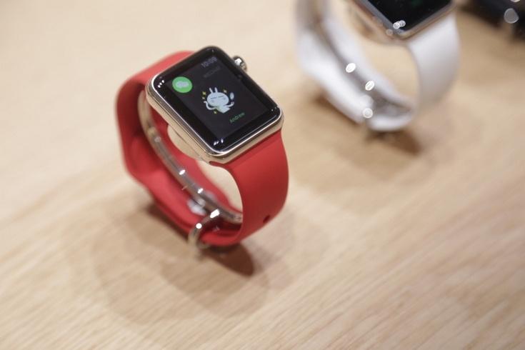 Пользователи часов Apple Watch не получат обновление до watchOS 2 вовремя