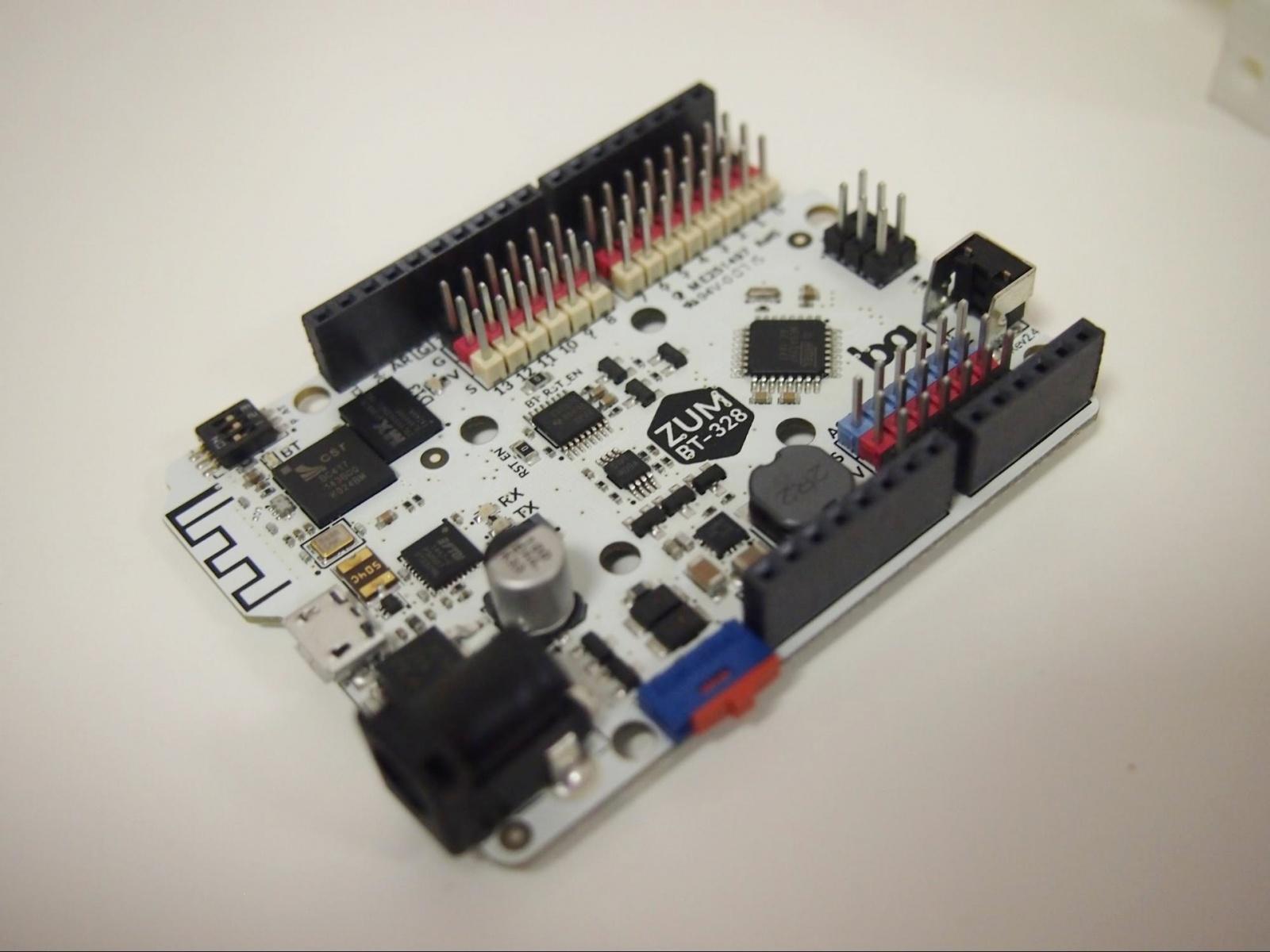 DIY Робот или эволюция в комплекте - 11