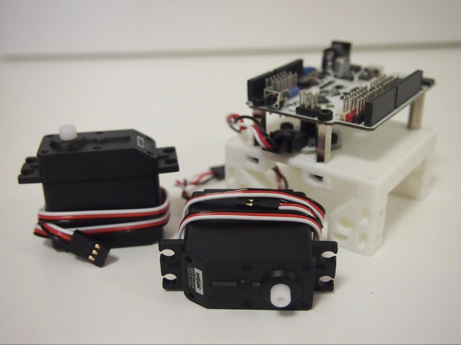 DIY Робот или эволюция в комплекте - 12