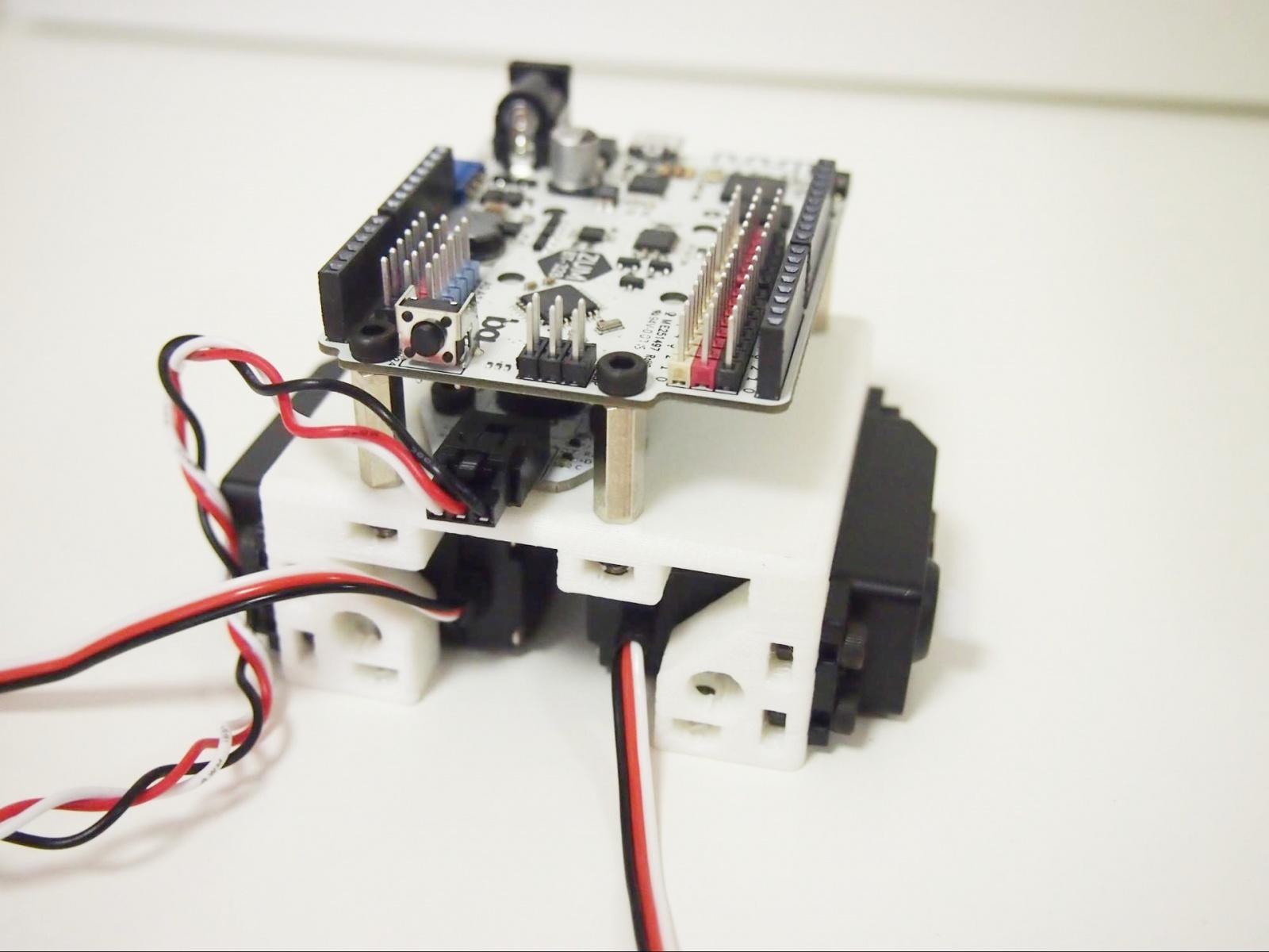 DIY Робот или эволюция в комплекте - 13