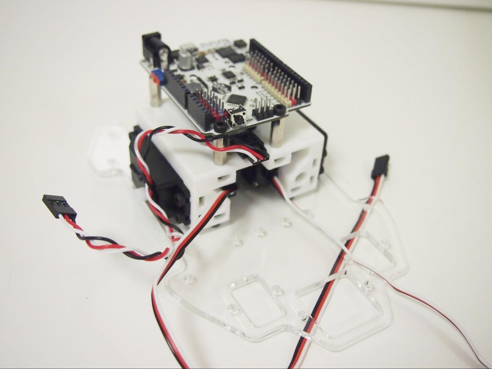 DIY Робот или эволюция в комплекте - 14