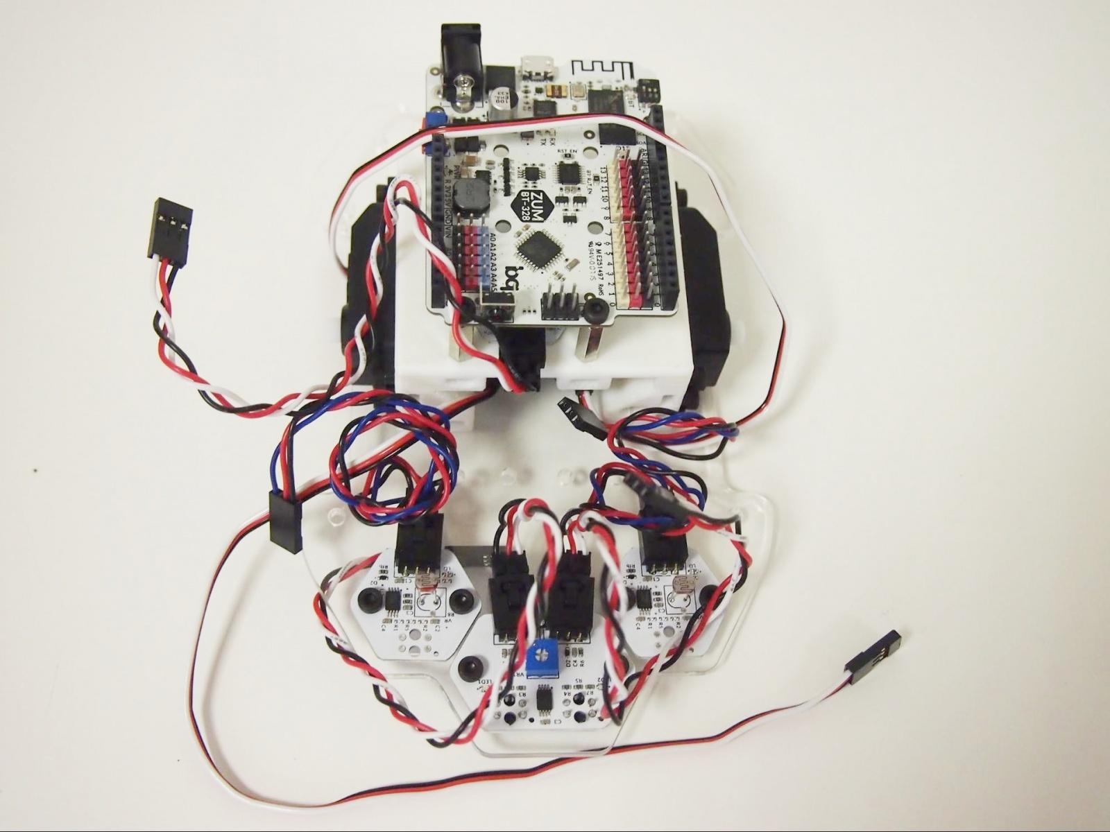 DIY Робот или эволюция в комплекте - 15