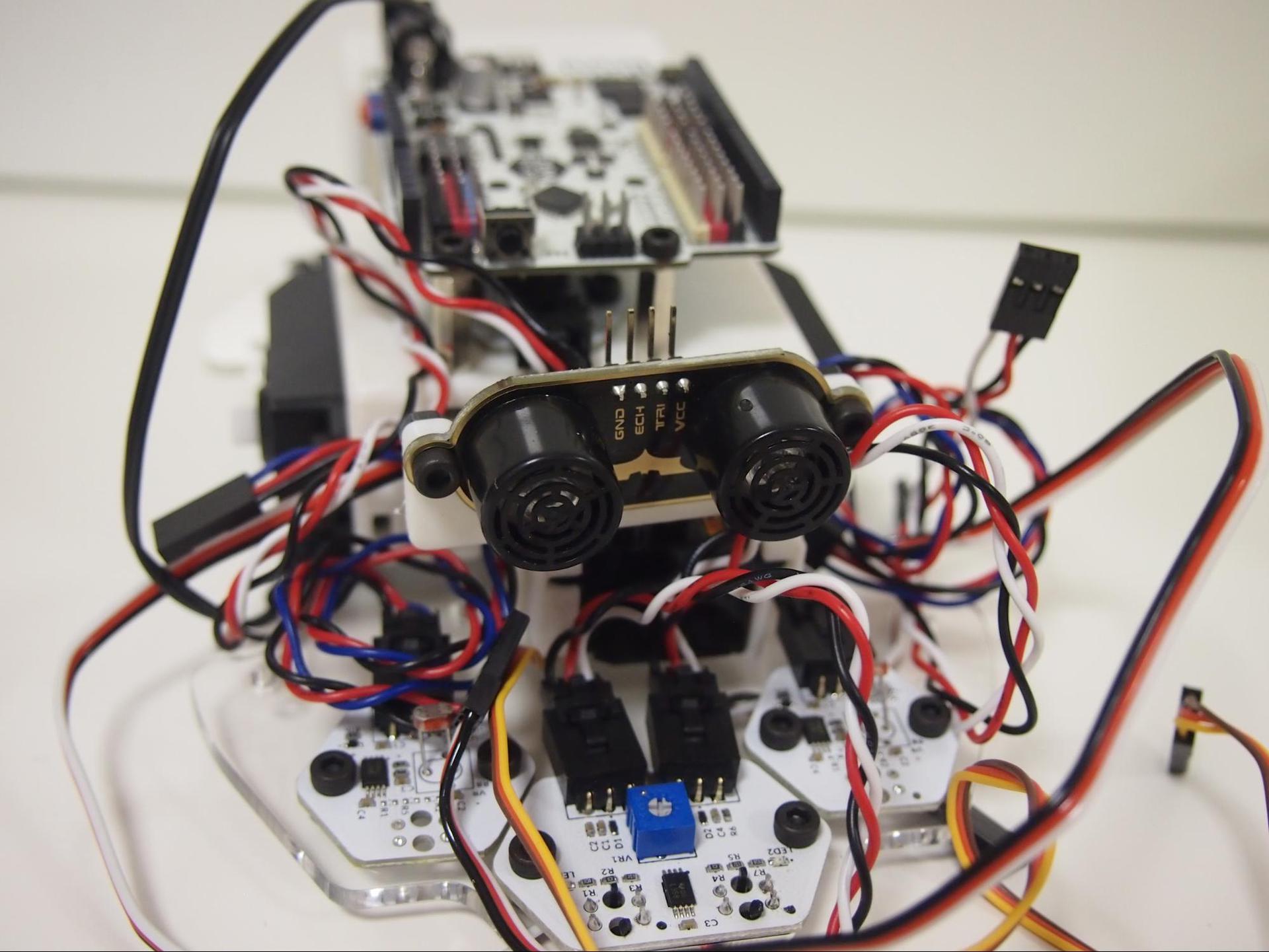 DIY Робот или эволюция в комплекте - 19