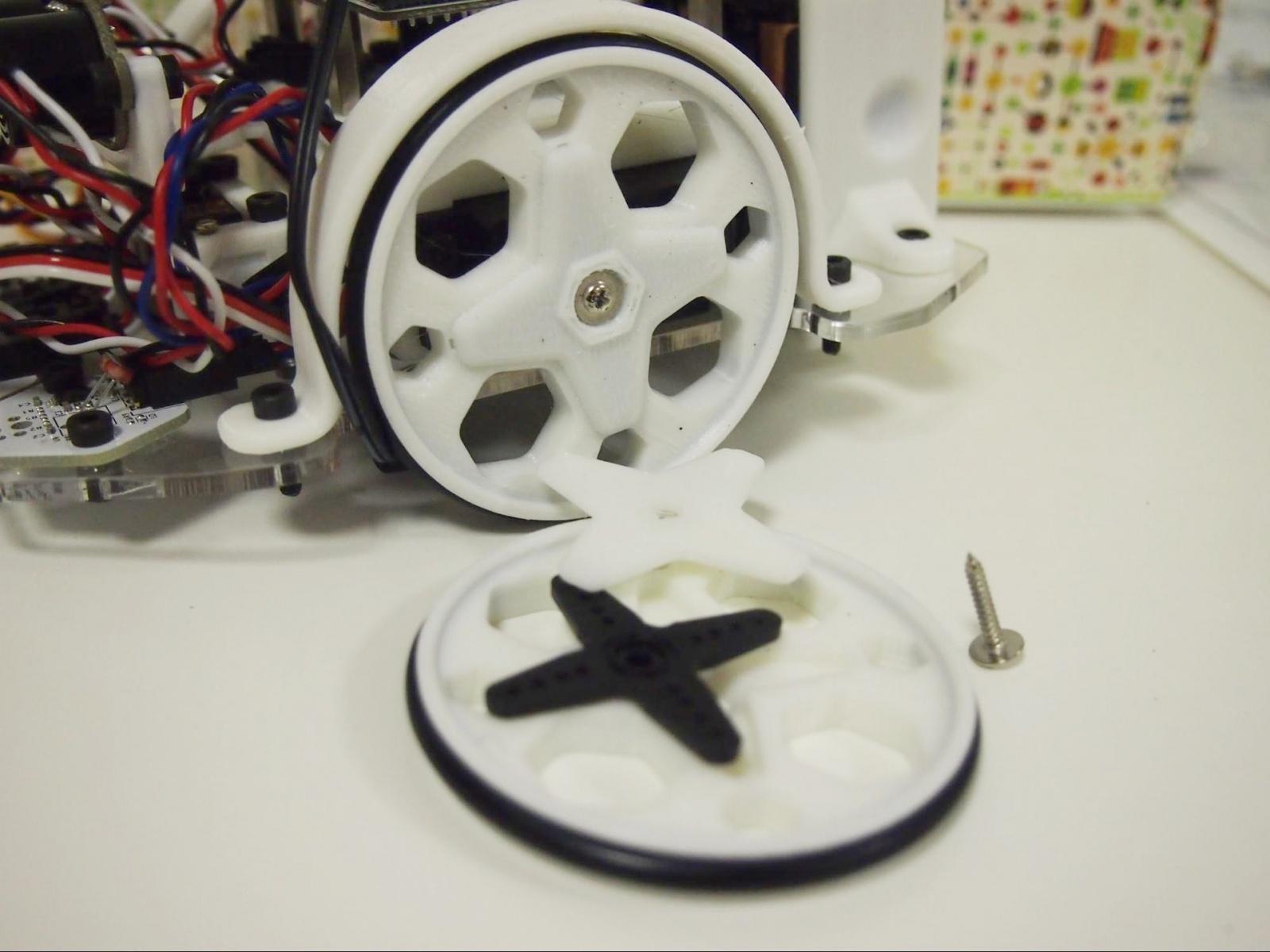 DIY Робот или эволюция в комплекте - 20