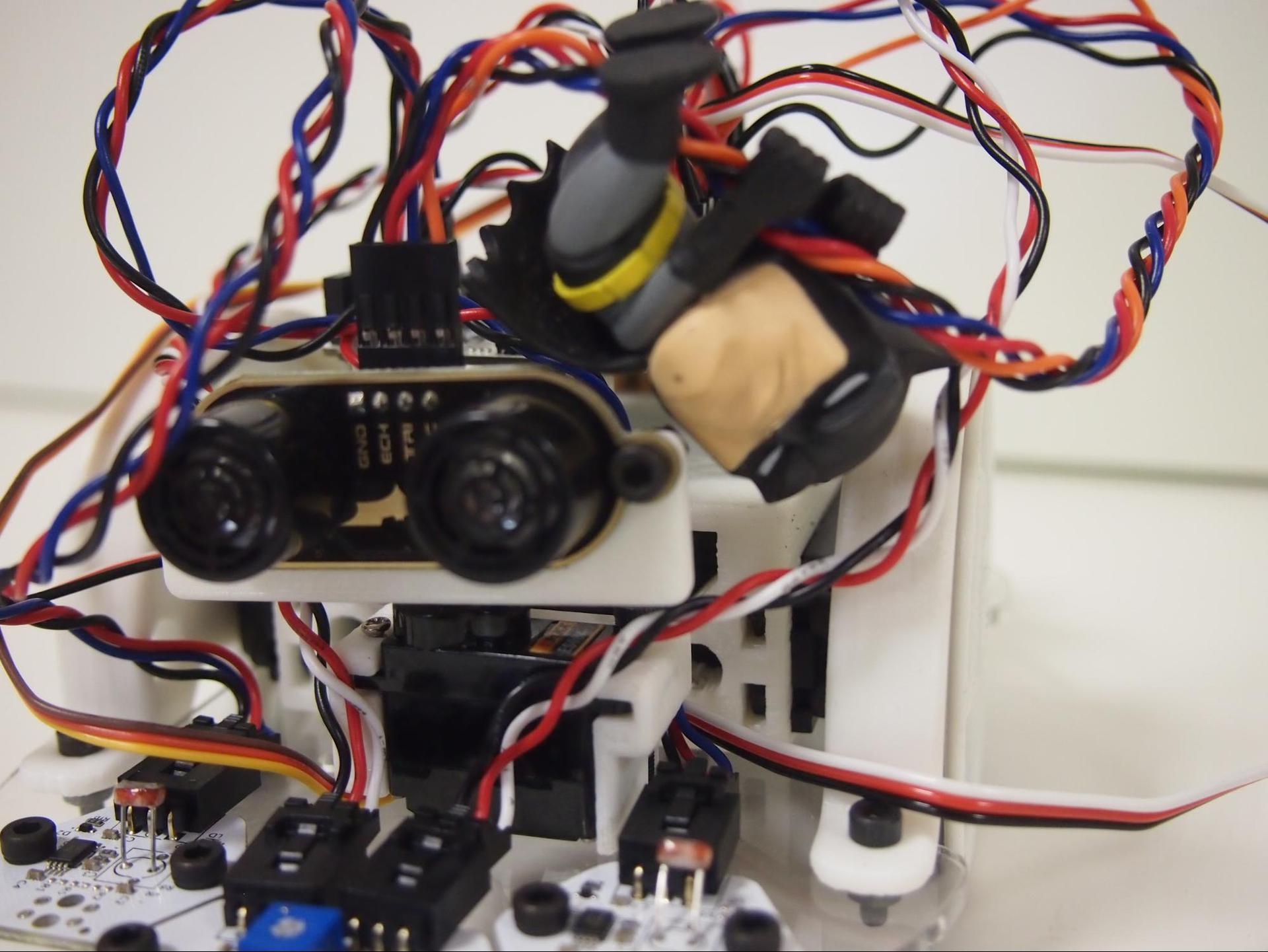 DIY Робот или эволюция в комплекте - 21