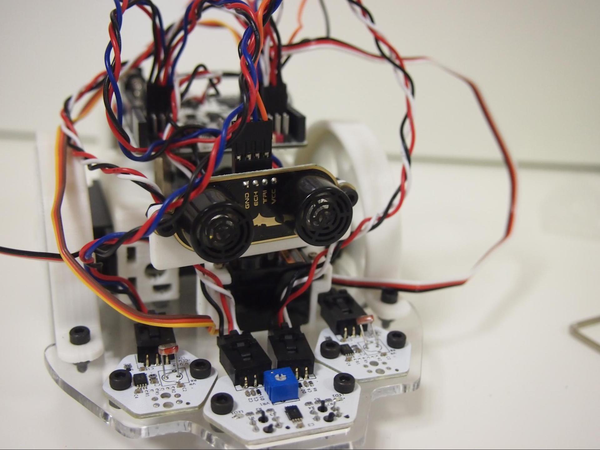 DIY Робот или эволюция в комплекте - 22