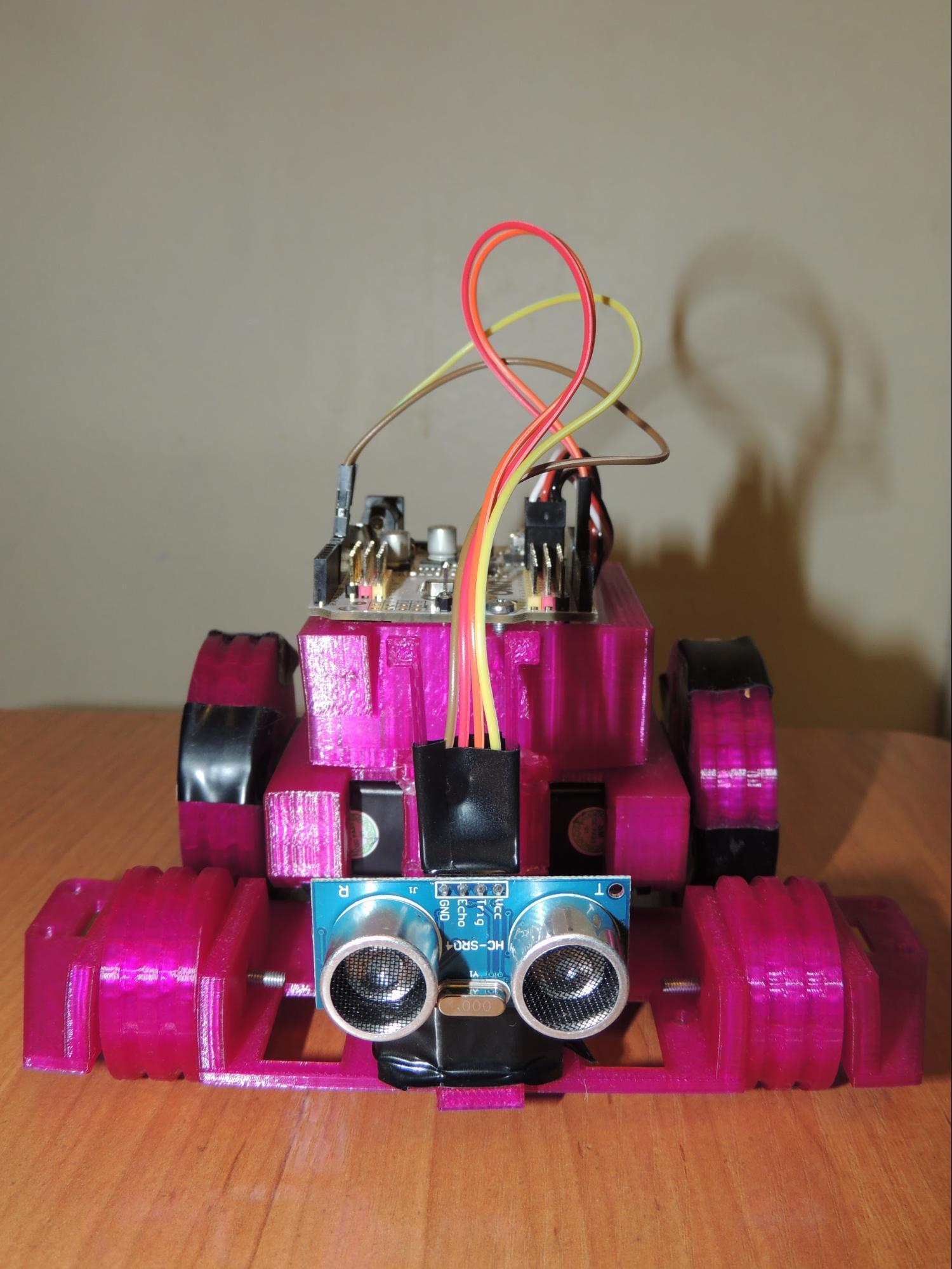DIY Робот или эволюция в комплекте - 23