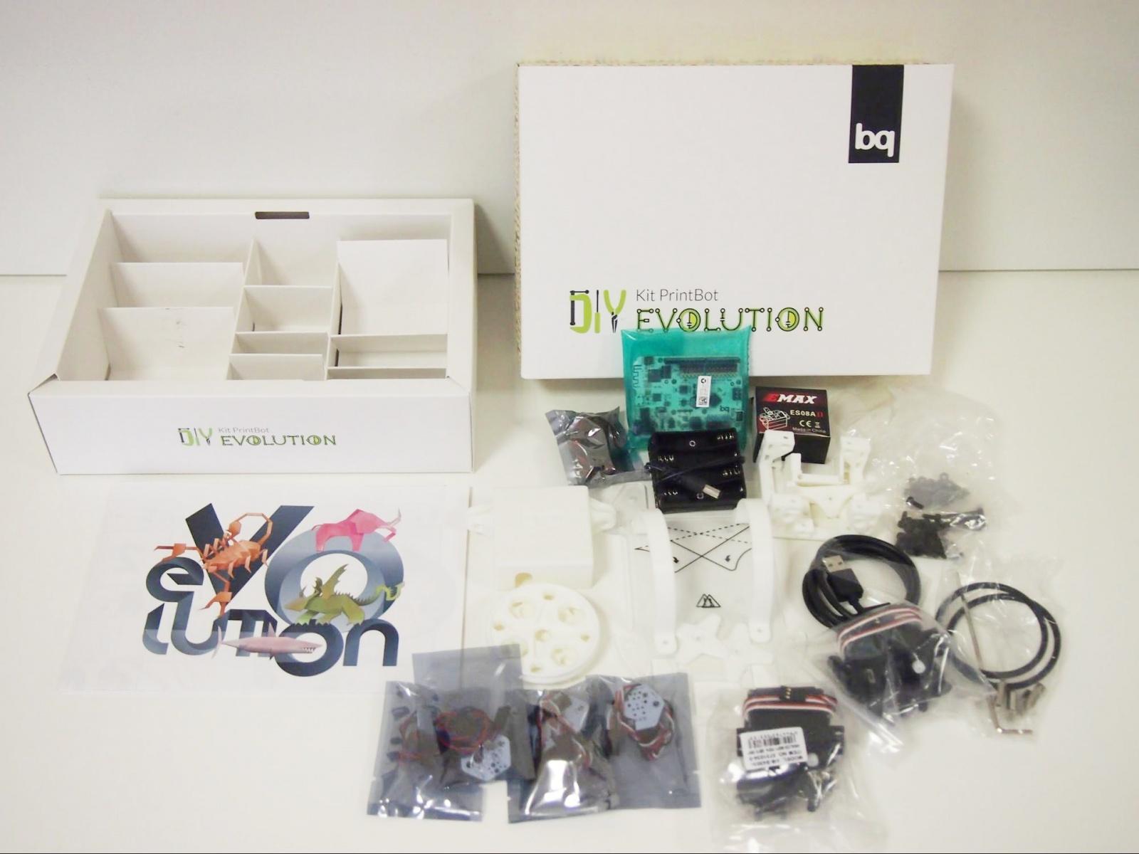 DIY Робот или эволюция в комплекте - 6