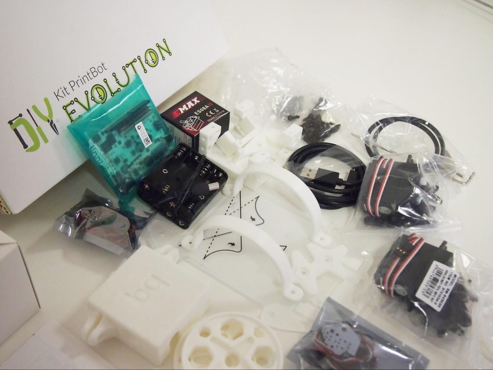 DIY Робот или эволюция в комплекте - 7