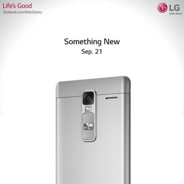 Новый смартфон LG может получить металлический корпус