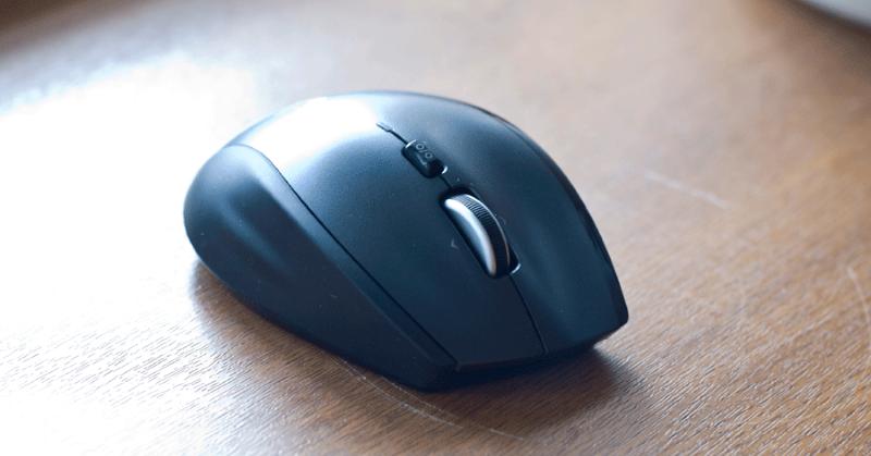 Королева офисных мышей: обзор Logitech Marathon M705 - 4