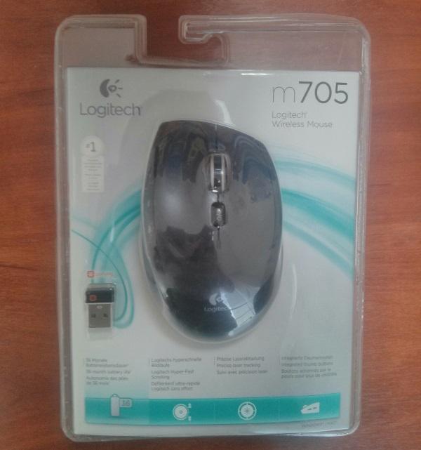 Королева офисных мышей: обзор Logitech Marathon M705 - 5