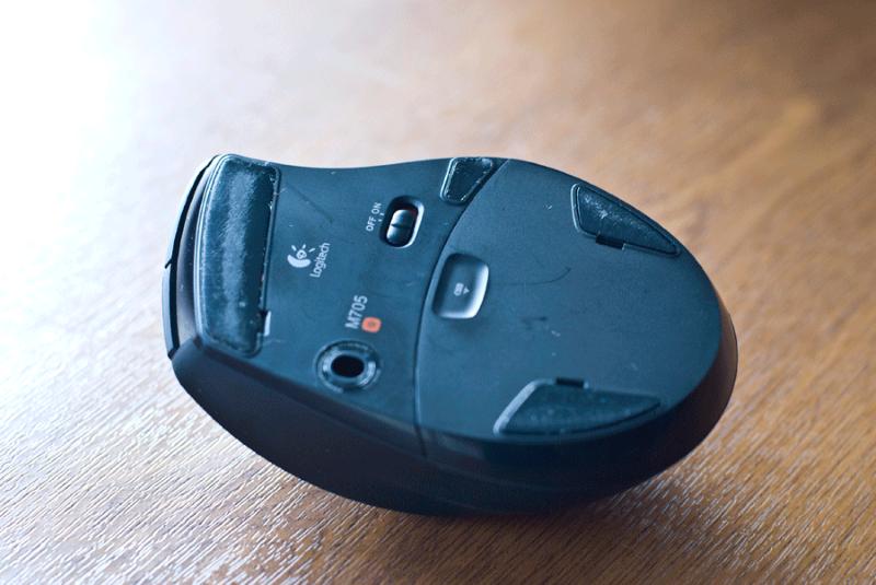 Королева офисных мышей: обзор Logitech Marathon M705 - 8