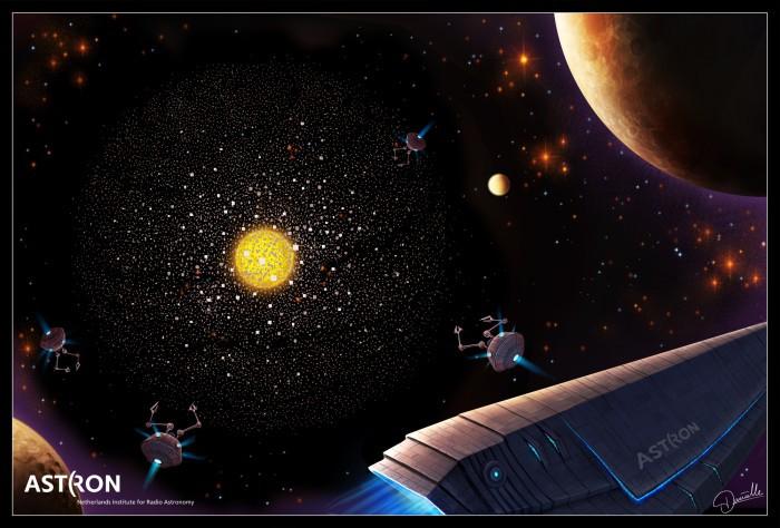 В обозримой Вселенной не найдено цивилизаций III типа - 1