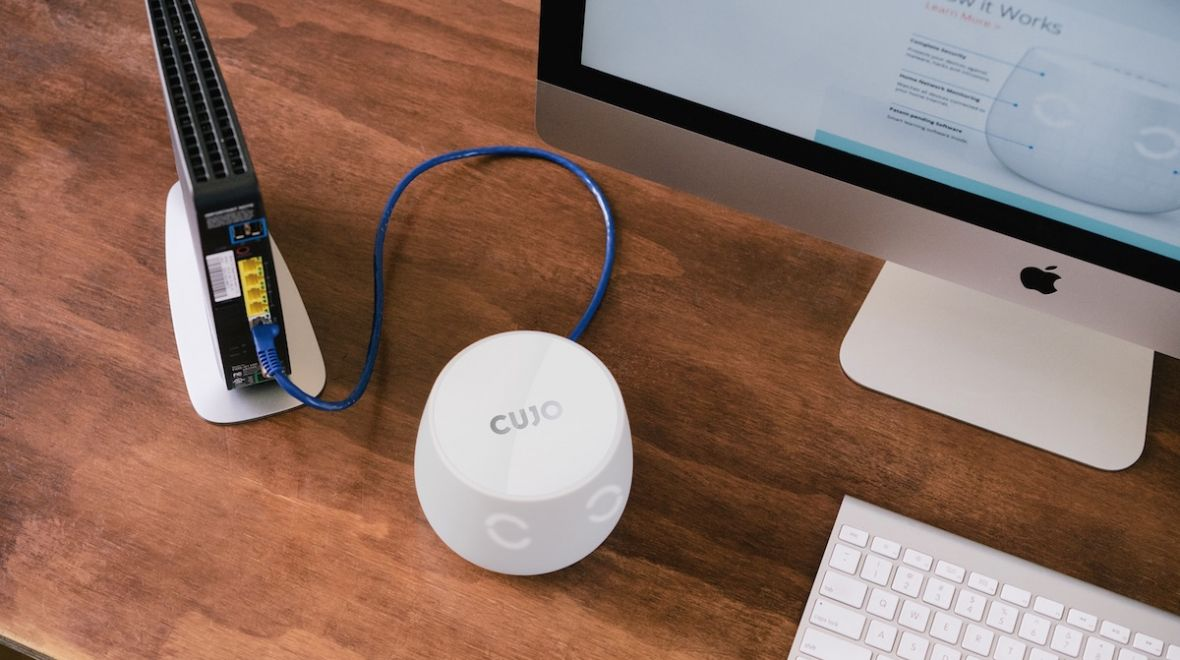CUJO — защита от виртуального взлома для всей семьи - 1