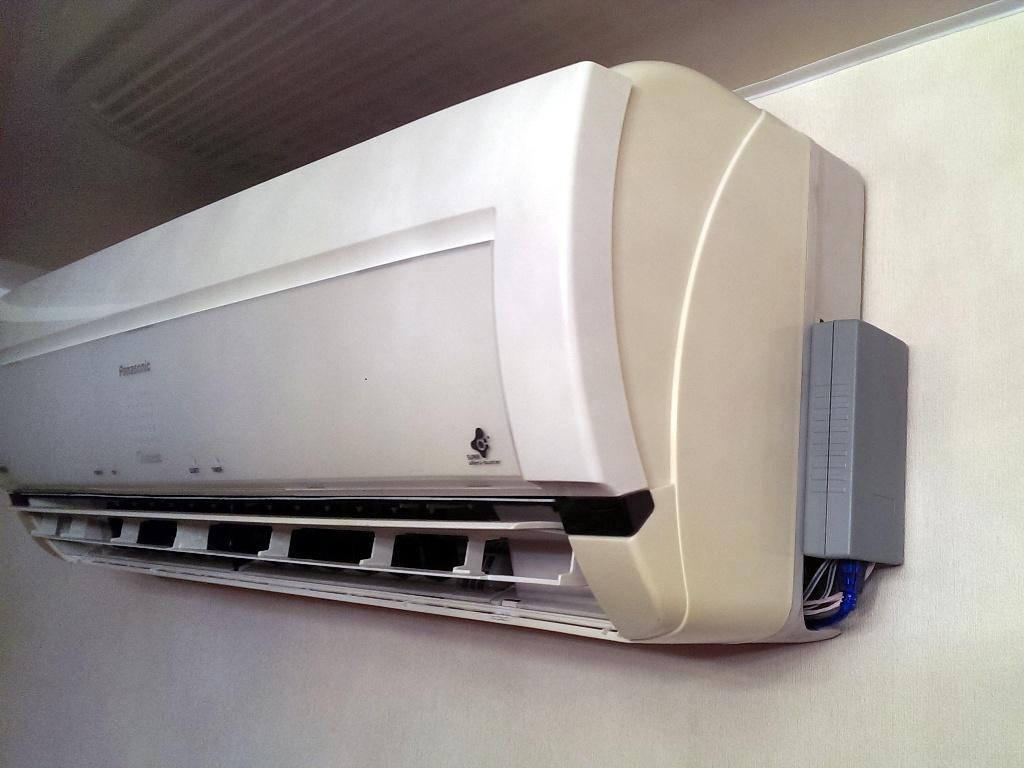 Беспроводной контроллер бытового кондиционера в OpenHAB по Modbus через RF24Network - 10