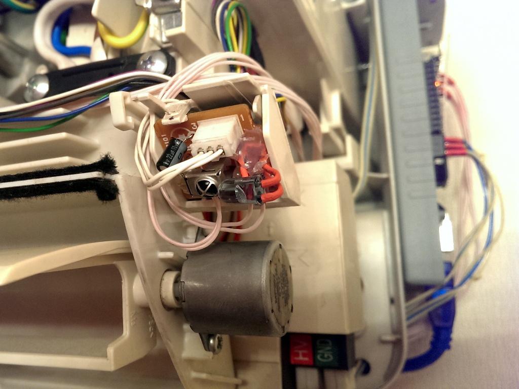 Беспроводной контроллер бытового кондиционера в OpenHAB по Modbus через RF24Network - 9