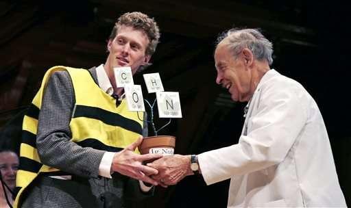 Лауреаты Шнобелевской премии 2015 года - 3