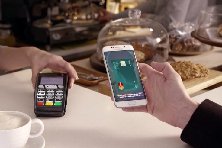 Платёжная система Samsung Pay будет доступна для недорогих мобильных устройств