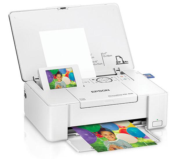 Принтер Epson PictureMate PM-400 стоит $250
