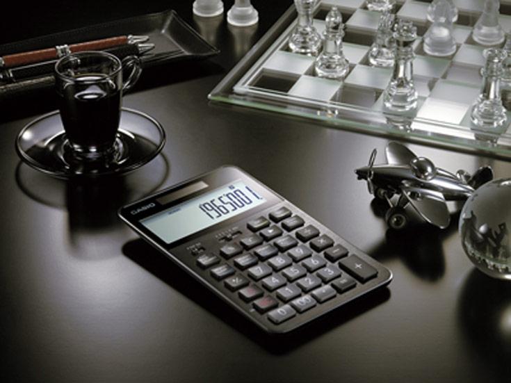 Продажи Casio S100 начнутся 30 сентября