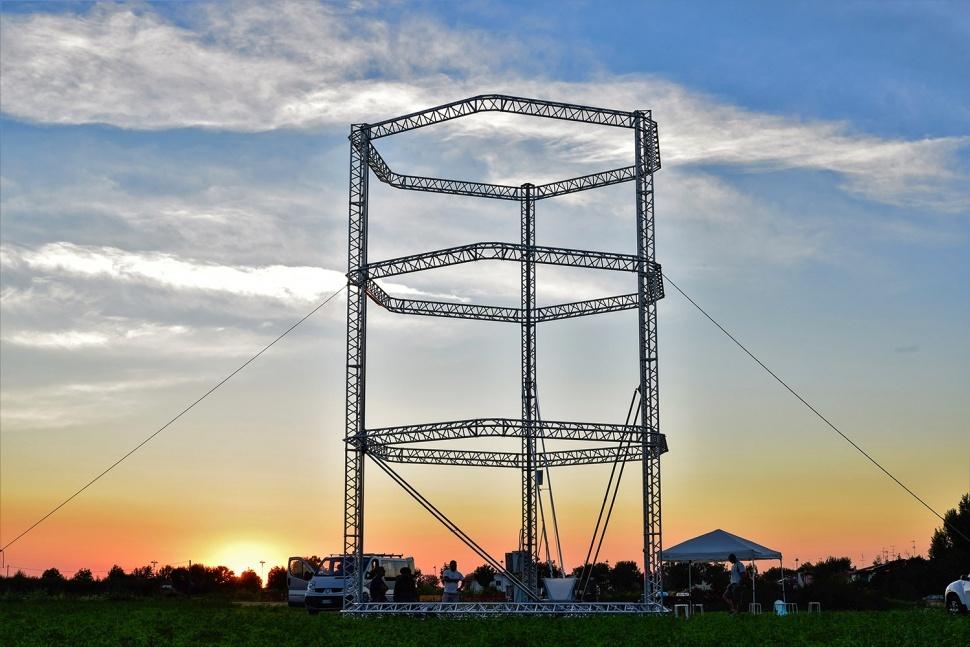 Big Delta — самый большой 3D принтер в мире из Италии, способный строить дома - 1